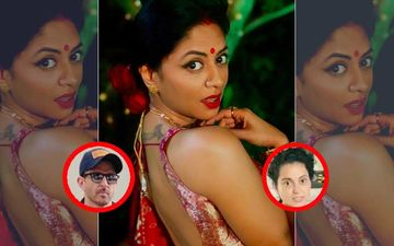 Kavita Kaushik Bashes A Troll Who Told Her To 'F**K Off' After She Tweets In Favour Of Hrithik Roshan And Disses Kangana