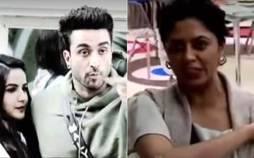 Bigg Boss 14: Aly Goni Gets Aggressive, Physically Injures Kavita Kaushik During Their UGLY Fight; Teary-Eyed Kavita Asks BB To Evict Him- WATCH