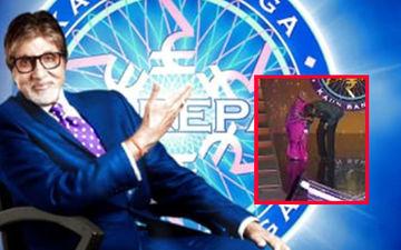 Kaun Banega Crorepati 11: Amitabh Bachchan Touches A Contestant's Feet As A Mark Of Respect; Megastar Earns More Love From Fans