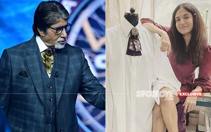 Kaun Banega Crorepati 13: Amitabh Bachchan's Designer For The Show Priya Patil Spills The Beans On The Current Rage, The 'Tie-Bow' - EXCLUSIVE