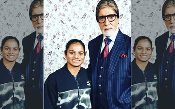 Kaun Banega Crorepati 11: Amitabh Bachchan Resumes Work Post Hospitalisation; Welcomes Ace Sprinter Dutee Chand As The Special Guest