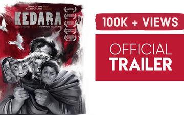 Kedara Trailer Starring Kaushik Ganguly Crosses 100K Views On Youtube