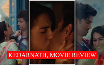 Kedarnath Movie Review Lag Jaa Gale To Sara Ali Khan S First Splash