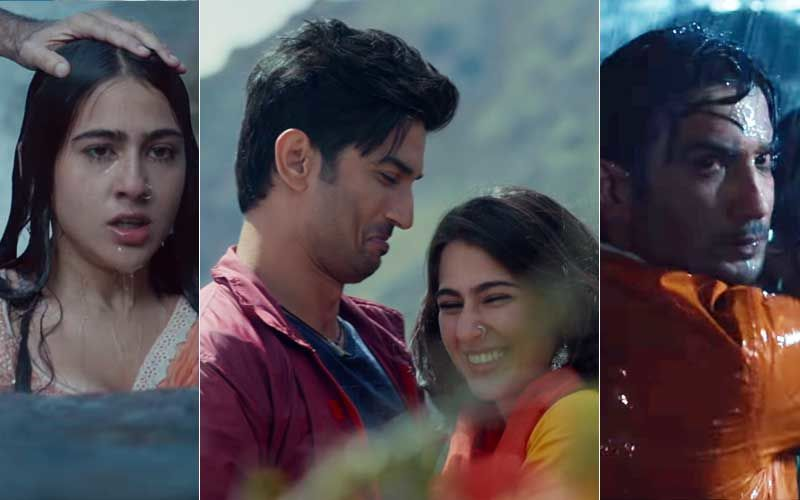 Kedarnath Trailer: Sara Ali Khan And Sushant Singh Rajput Will Have To Fight The Odds For Their Love