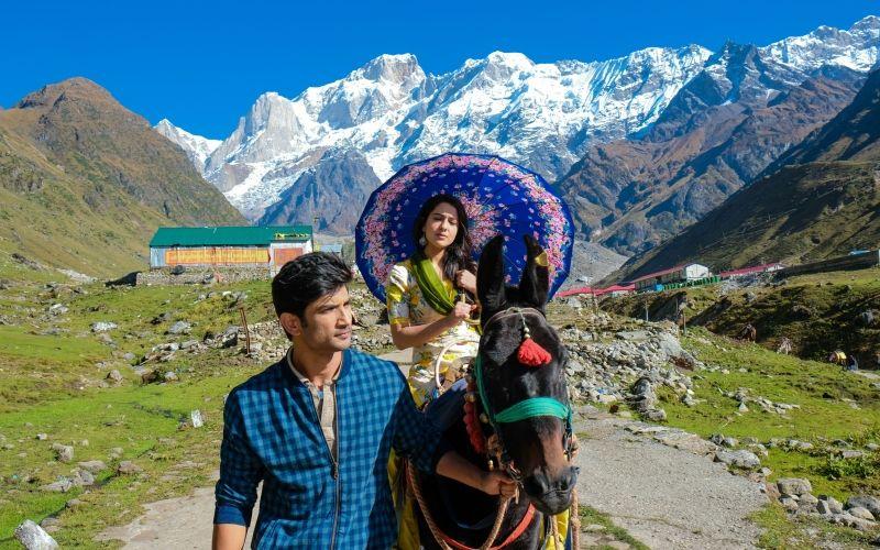 सारा अली खान की डेब्यू फिल्म 'केदारनाथ' के पहले दिन की इतने करोड़ की कमाई