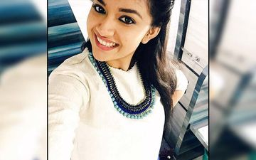 Keerthy Suresh's Picture Perfect Look In A Salmon Pink Jumpsuit Drives Fans Crazy