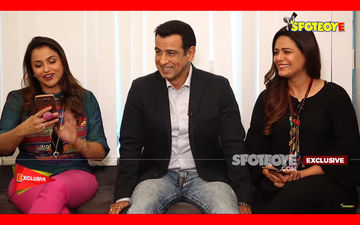 Kehne Ko Humsafar Hain's Ronit Roy, Mona Singh And Gurdeep Kohli Reveal What's In Their Mobile Phone-Watch Video