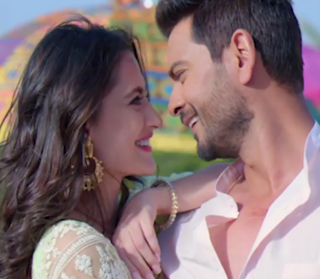keith sequeira and sanjeeda sheikh in an upcoming serial