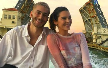 Kendall Jenner Sparks Dating Rumours With Her Alleged Beau Fai Khadra By Posing An Adorable Picture