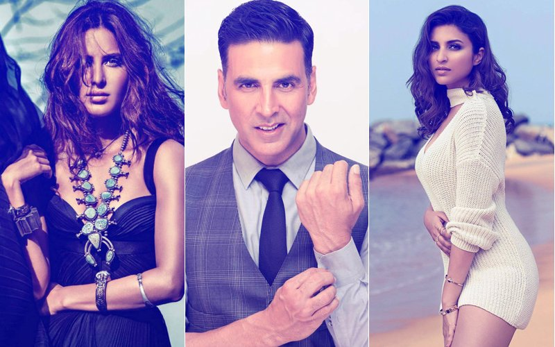 Katrina Kaif To Replace Parineeti Chopra In Akshay Kumar's Kesari?