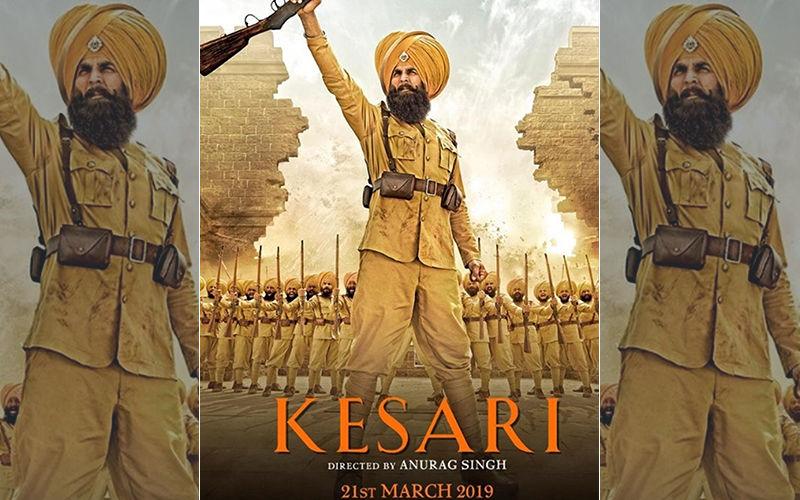 केसरी का पहला गाना हुआ रिलीज़, मस्तमौला अंदाज़ में डांस करते दिखे अक्षय कुमार