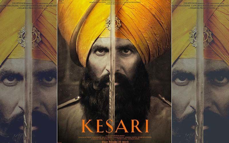 अक्षय कुमार और परिणीती चोपड़ा की फिल्म 'केसरी' का हुआ टीज़र रिलीज़, देखिए इनकी झलक