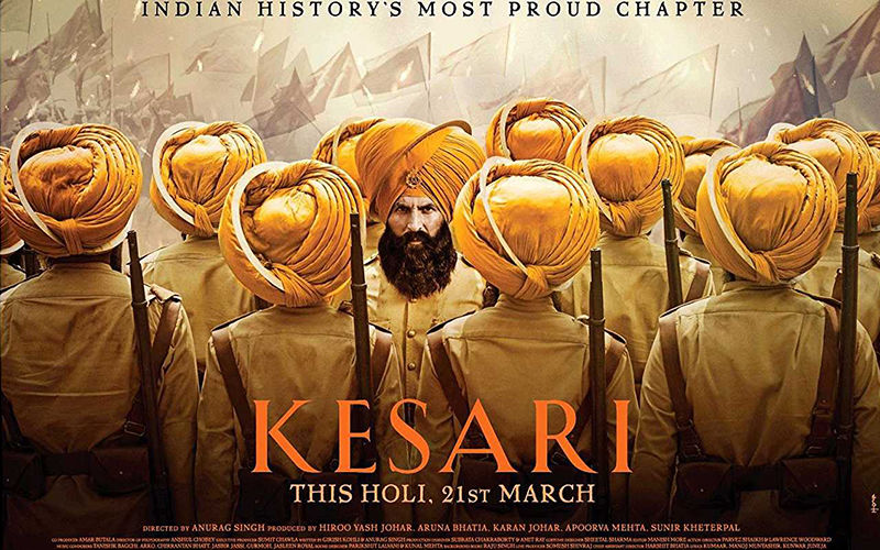 Kesari Box-Office Collection, Day 3: Akshay Kumar's Battalion Jubilant