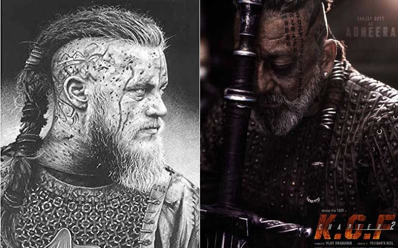 Netizens Find Sanjay Dutt's KGF Chapter 2 Look Similar To Ragnar Lothbrok's From Vikings; Call Out Makers For Copying
