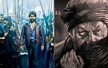 Sanjay Dutt As Adheera: KGF Chapter 2 Poster Review – Dutt Has A Nerve-Racking Vibe In This Captivating First Look