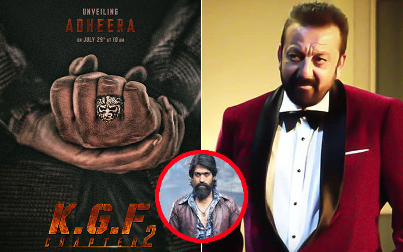 K.G.F 2: यश की फिल्म का पहला पोस्टर हुआ रिलीज़, कही संजय दत्त ही तो अधीरा नही
