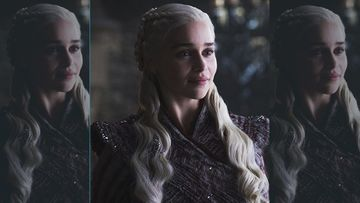 Emilia Clarke AKA Khaleesi Confesses She Was Terrified To Do NUDE Scenes In Game Of Thrones