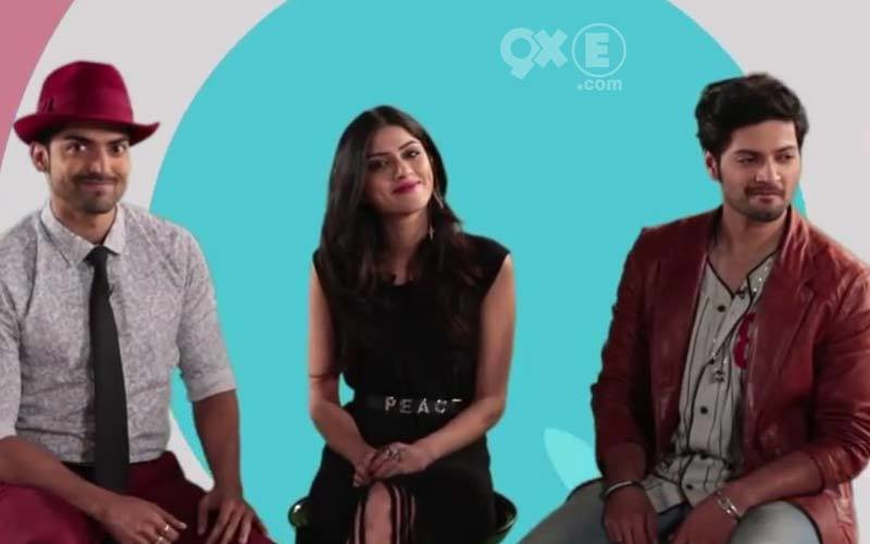 Exclusive Interview With 'Khamoshiyan' Star-cast   Gurmeet Choudhary   Ali Fazal   Sapna Pabbi   SpotboyE The Show