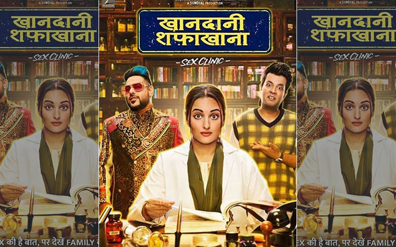 Khandaani Shafakhana Box-Office Collections, Day 1: Sonakshi Sinha 's Comedy Film Starts On A Poor Note; Fails To Attract Crowd