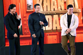What's Making Shah Rukh, Salman And Aamir Khan Meet Secretly So Often?