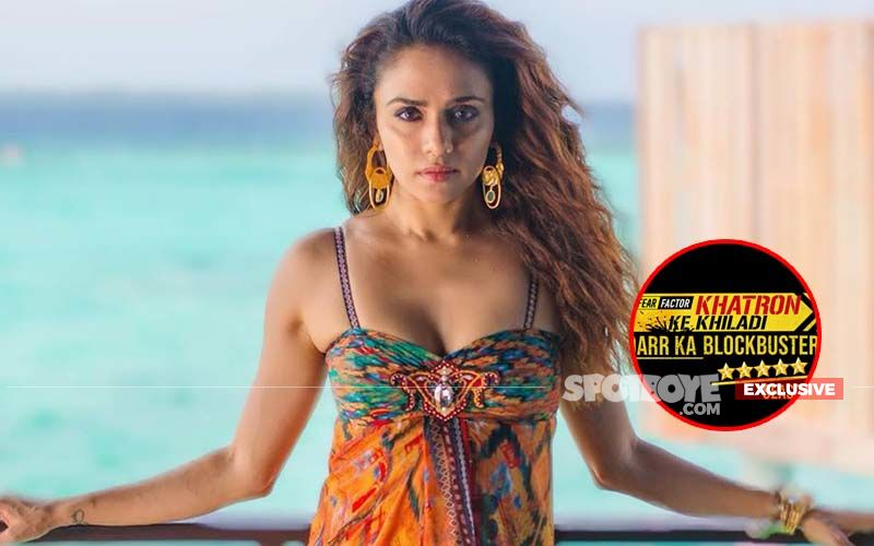 Khatron Ke Khiladi 10: Amruta Khanvilkar Says NO To Put Hot Wax On Herself, Aborts The Task- EXCLUSIVE