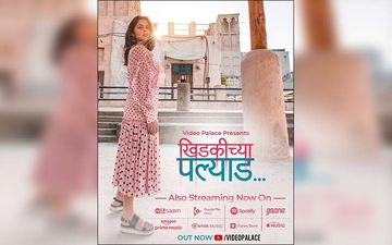 Khidkichya Palyad: Sonalee Kulkarni's Brand New Lockdown Music Video Out Now