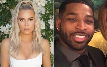 Khloe Kardashian Gets A Diamond Necklace-A Promise Ring From Ex Tristan Thompson; Is He Trying To Win Her Back