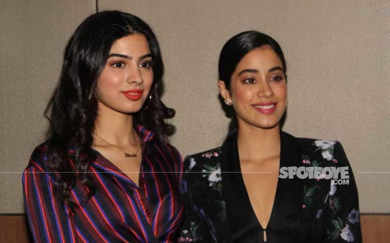 Janhvi Kapoor Feels Her Younger Sister Khushi Kapoor Is Cooler Than Her On Insta; We Couldn't Agree More