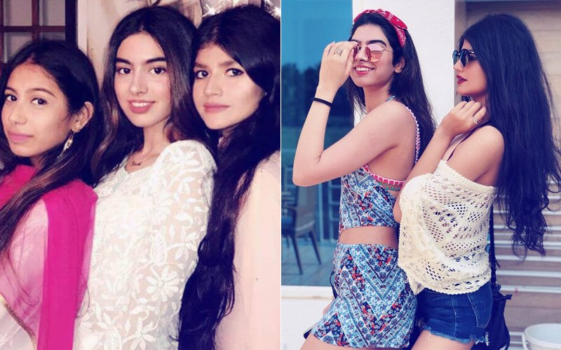 In Pics: Khushi Kapoor Chills Out With Her Gang Of Girls