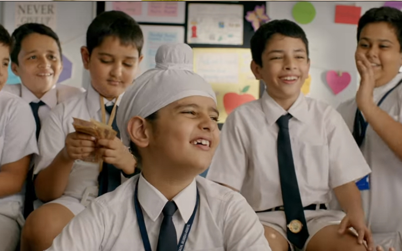 khushmeet gill in amol guptes movie sniff