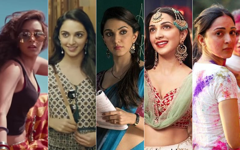 Kiara Advani Birthday: 5 Different Looks Of The Actress Who's On An All Time Career High