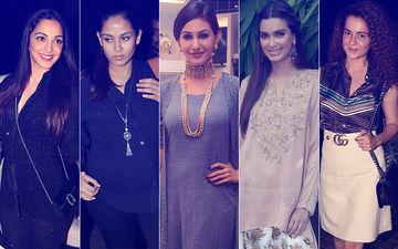STUNNER OR BUMMER: Kiara Advani, Mira Rajput, Amyra Dastur, Diana Penty Or Kangana Ranaut?