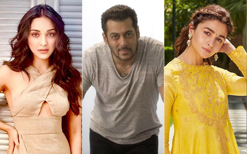 "Kiara Advani Reveals, ""Aaliya Is My First Name. Salman Khan Told Me To Change It Because Of Alia Bhatt"""