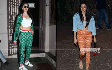 Kiara Advani's Wardrobe Gets A Funky Twist; Actress' Green And Orange Pants Grab Instant Attention