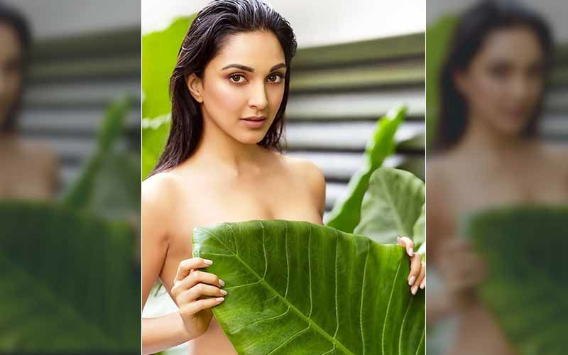 Kiara Advani's Topless Photo On Dabboo Ratnani's Calendar Gets A MEME MAKEOVER: 'What Kind Of Behaviour Is This Preeti?