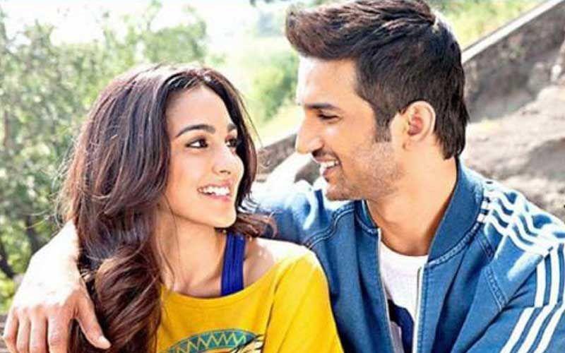 Sushant Singh Rajput Birth Anniversary: Late Actor's MS Dhoni Co-star Kiara Advani Shares Throwback Still From Their Film