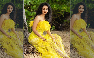Kiara Advani Has A Hilarious Reply To Trolls Comparing Her Latest Outfit To Maggi: 'Haha Got Ready In 2 Minutes'