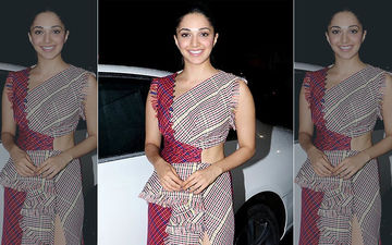Kabir Singh Actress Kiara Advani's Patched-Fabric Dress By Prabal Gurung- Yay Or Nay?