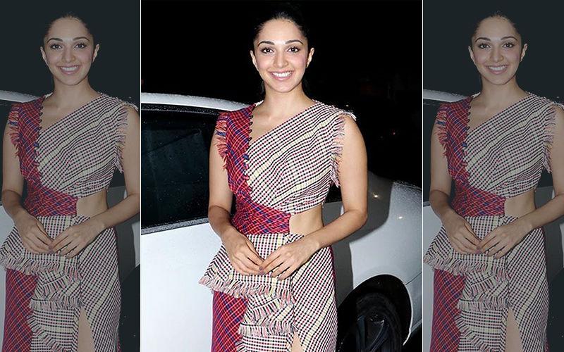Kabir Singh Actress Kiara Advani's Patched-Fabric Dress By Prabal Gurung- Yay Or Nay?