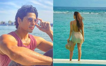 Lovebirds Sidharth Malhotra- Kiara Advani Give Sneak-Peek Into Their Maldives Vacay; SOTY Actor Chills In An Overwater Villa With A View Of The Ocean