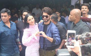 """Very Much Single,"" Shahid Kapoor On Kiara Advani's Current Relationship Status"
