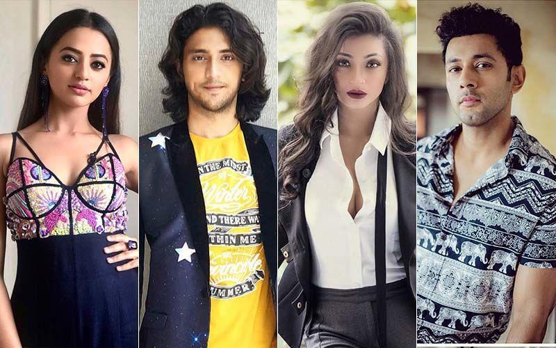 """Stop Child Labour"", Urge Actors Helly Shah, Kinshuk Vaidya, Ira Sone, Sahil Anand"