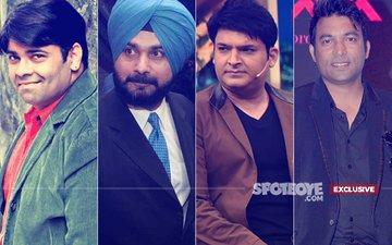 Kapil Sharma, Navjot Singh Sidhu, Kiku Sharda & Chandan Prabhakar Return On Sony