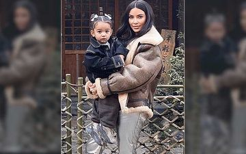 Kim Kardashian Shares A TB Picture From Her Ninth Grade, Fans Call Her Daughter Chicago's Twin