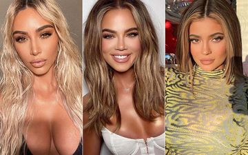Kim Kardashian, Khloe Kardashian And Kylie Jenner Gone Overboard With Their Plastic Surgeries? The Truth Unfolds Here