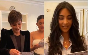 Kim Kardashian Rented Her Childhood Home To Surprise 64-Year-Old Kris Jenner; Kris Calls It 'Most Magical Day'