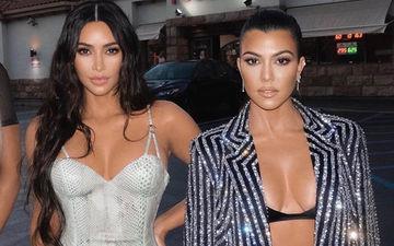 Kim Kardashian Chucks All Plastic Bottles After Netizens Bashes Sis Kourtney Kardashian For Using One In KUWTK