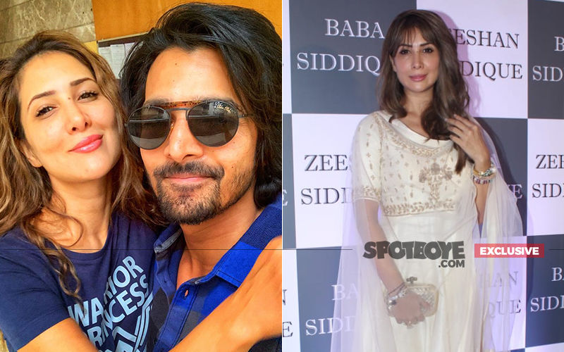 Kim Sharma Moves On After Her Break-Up With Harshvardhan, Actress Was Glowing At Baba Siddique's Iftaar Bash