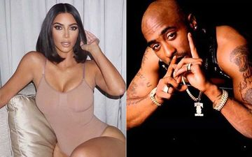 Kim Kardashian Reveals She Was Part Of Rapper Tupac's Video At The Age Of 14, Internet Finds The Lost Gem