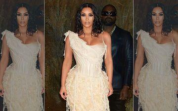 Oscars 2020: Kim Kardashian Flaunts Her Hourglass Curves; Admits She Was Worried Her Dress Will Rip Or Pop